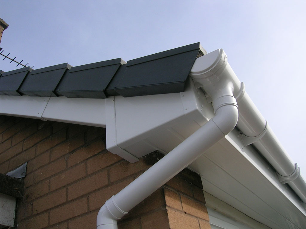 Fascia Boards And Soffits Roofing Solutions Build Excel